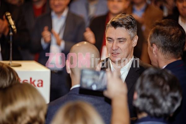 zoran milanović predsjednik vlade republike hrvatske