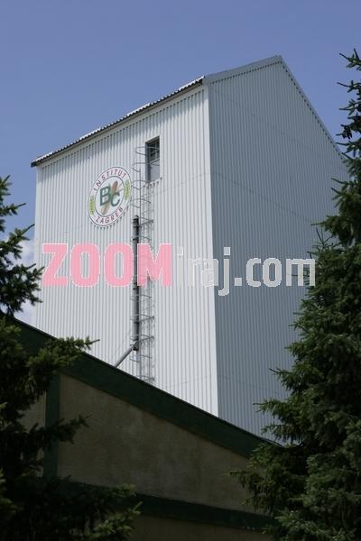 13062006 bc institut  za oplemenjivanje i proizvodnju bilja zavod za kukuruz pogon zgrada izvana rugvica zg foto sasa cetkovic